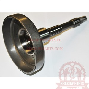 CLUTCH HOUSING Linhai ATV 500, M550, UTV 500, original 35295