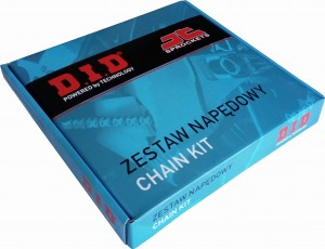 Chain kit (chain & sprockets) DID520ERV3 96 JTF736.15 JTR735.36 (520ERV3-JT-SS 600 94-95 SUPERS) DID