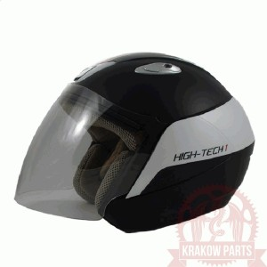 HEŁM (KASK) CMS D-JET HIGHT TECH 1 LG WHITE XXL
