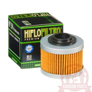 Filtr oleju Bombardier 200 Rally, Can-Am 990 RT Spyder SE5 (Filter for Original Shorter Filter Cover), Hiflo HF559