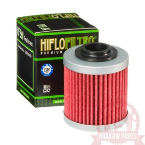 Filtr oleju Can-Am DS450, Hiflo HF560
